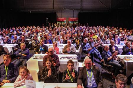 aanwezig publiek in Zeelandhallen ZLTO festival 2018