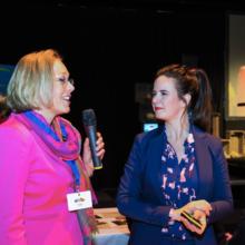 Ramona van Zweden in gesprek met nieuwe landelijke ZLTO-voorzitter