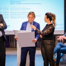 Ramona van Zweden Stimulus reikt beschikkingen uit