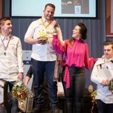 Prijsuitreiking Dutch Pastry Award