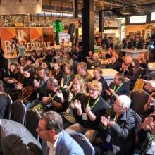 Publiek bij Dutch Pastry Award 2020